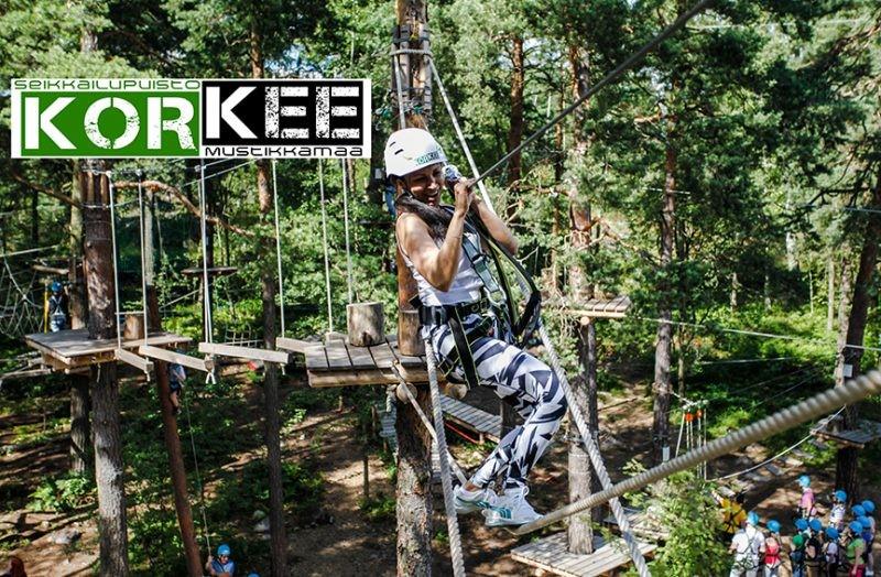 Adventure Park Korkee