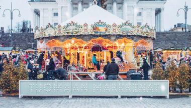 Tuomaan Markkinat – Helsinki Christmas Market