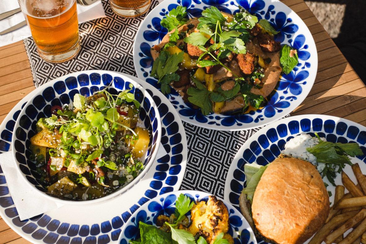 Vegan food (c) Olli Oilinki / Visit Helsinki