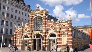Old Market Hall