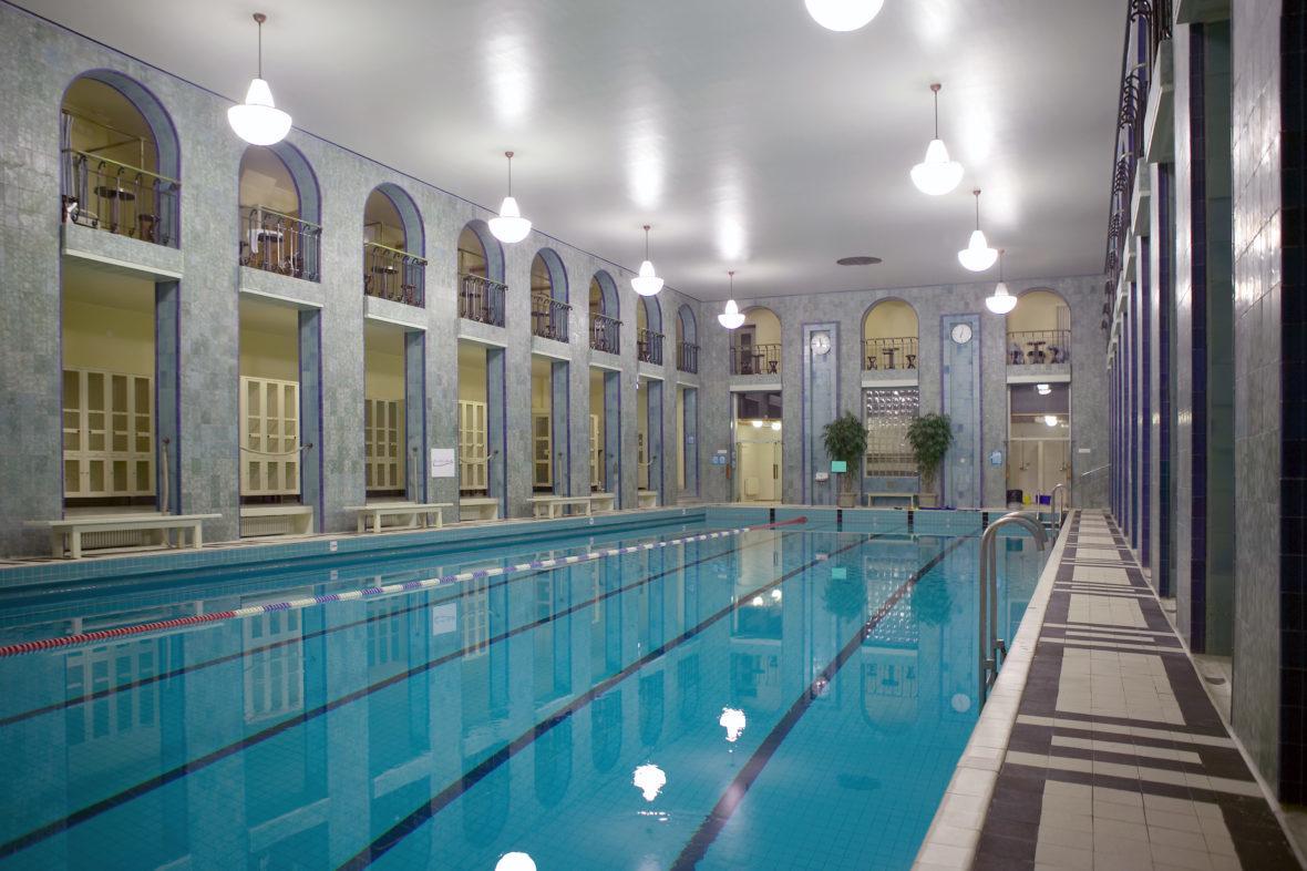 Yrjönkatu Swimming Hall